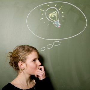 light bulb - career motivation