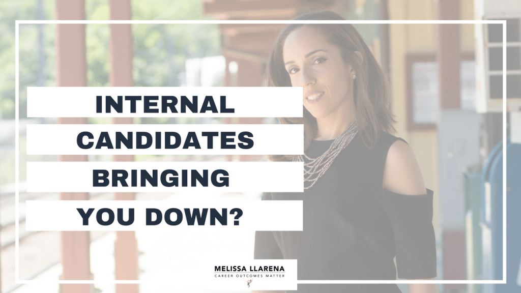 Copy of Youtube Melissa Llarena Internal candidates bringing you down- [Facebook LIVE Episode #24- Round One Interview wHR] (1)