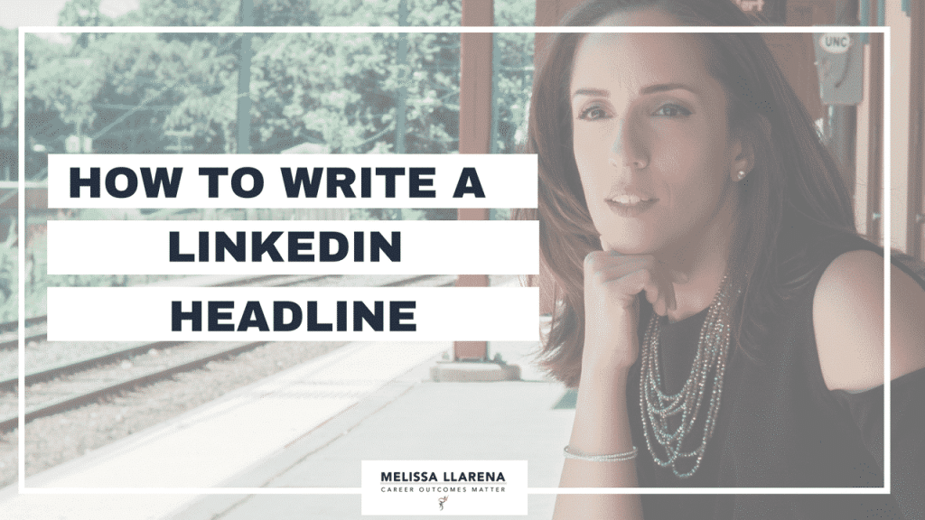 How to make your LinkedIn headline shine [Facebook LIVE episode #10 on Standing Out] (1)