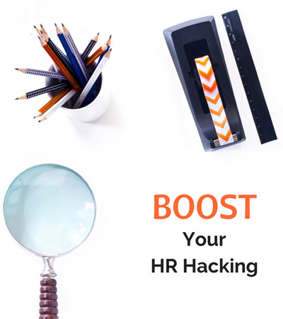 Boost your HR Hacking by Signing Up
