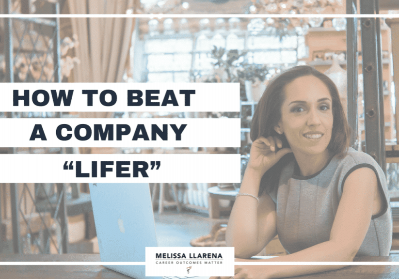 "How to beat a company ""lifer"" [Facebook LIVE Episode #26- Round One Interview wHR]"