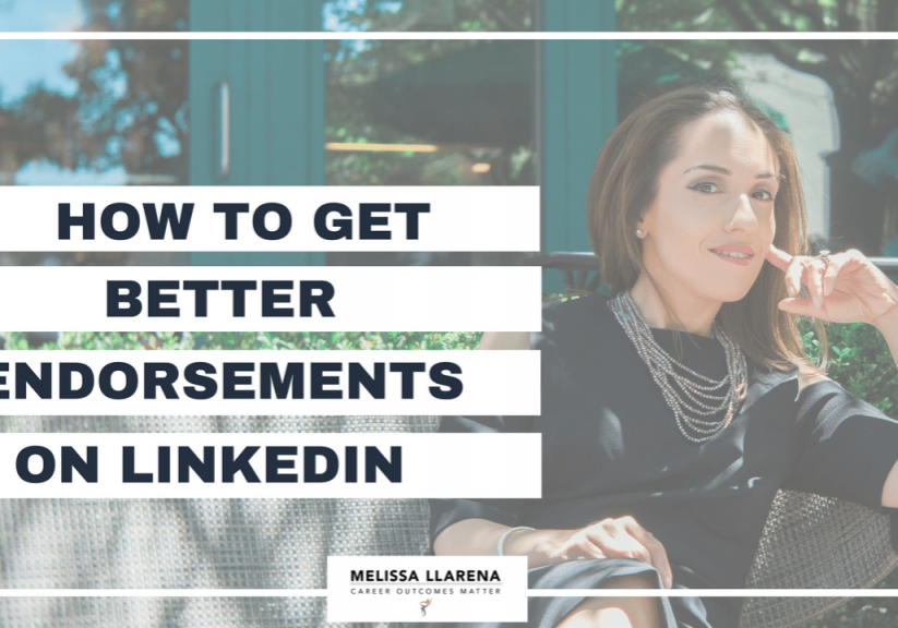 How to get better endorsements on LinkedIn